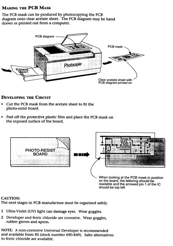 Manufacture of Printed Circuit Boards | Methodbook